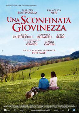 """Постер к фильму """"Безграничная юность"""" /Una sconfinata giovinezza/ (2010)"""
