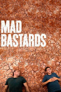 """Постер к фильму """"Безумные ублюдки"""" /Mad Bastards/ (2010)"""