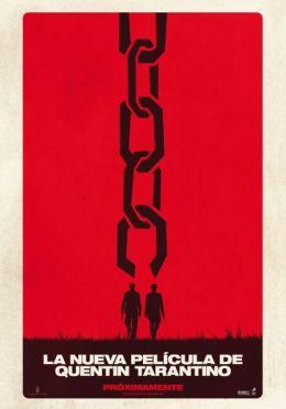 """Постер к фильму """"Джанго освобожденный"""" /Django Unchained/ (2012)"""