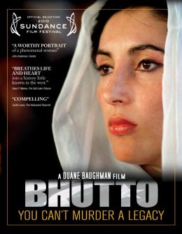 "Постер к фильму ""Беназир Бхутто"" /Bhutto/ (2010)"