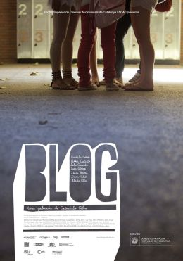 """Постер к фильму """"Блог"""" /Blog/ (2010)"""