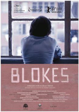 "Постер к фильму ""Блоки"" /Blokes/ (2010)"