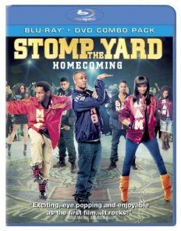 """Постер к фильму """"Братство танца: Возвращение домой"""" /Stomp the Yard 2: Homecoming/ (2010)"""