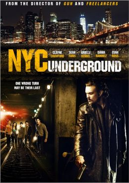 "Постер к фильму ""Бруклин в Манхэттене"" /Brooklyn to Manhattan/ (2010)"