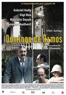 """Постер к фильму """"Вербное воскресенье"""" /Domingo de ramos/ (2010)"""