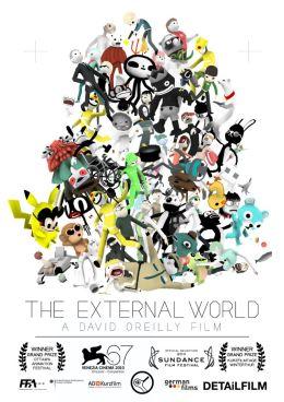 """Постер к фильму """"Внешний мир"""" /The External World/ (2010)"""