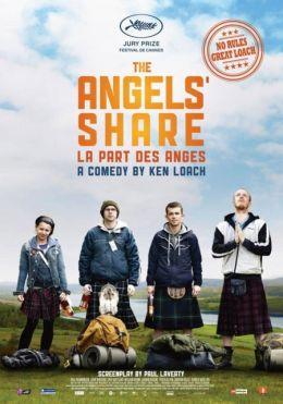 """Постер к фильму """"Доля ангелов"""" /The Angels' Share/ (2012)"""