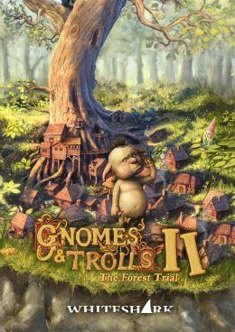 """Постер к фильму """"Гномы и тролли: Лесное испытание"""" /Gnomes and Trolls: The Forest Trial/ (2010)"""