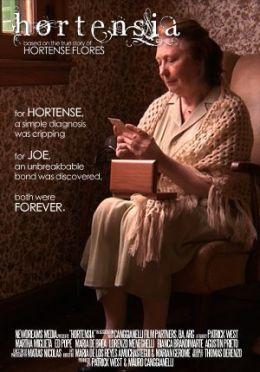 """Постер к фильму """"Гортензия"""" /Hortensia/ (2010)"""