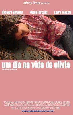 """Постер к фильму """"День из жизни Оливии"""" /Um Dia na Vida de Olivia/ (2010)"""