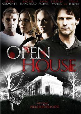 """Постер к фильму """"День открытых дверей"""" /Open House/ (2010)"""