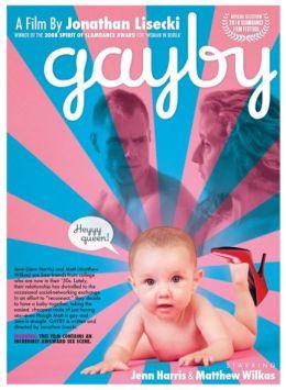 """Постер к фильму """"Забеременеть от гея"""" /Gayby/ (2010)"""