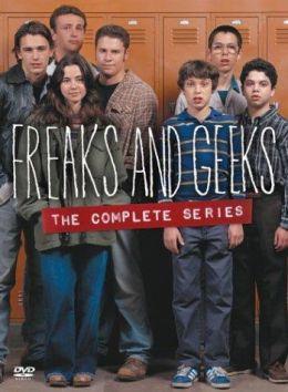"Постер к фильму ""Хулиганы и ботаны"" /Freaks and Geeks/ (1999)"