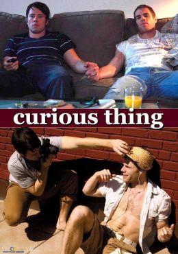"Постер к фильму ""Курьез"" /Curious Thing/ (2010)"