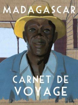"""Постер к фильму """"Мадагаскар, путевой дневник"""" /Madagascar, carnet de voyage/ (2010)"""