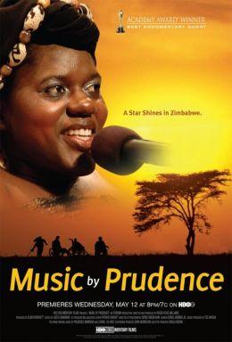 """Постер к фильму """"Музыка Пруденс"""" /Music by Prudence/ (2010)"""