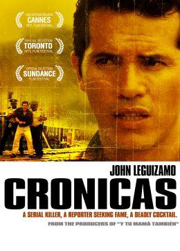 """Постер к фильму """"Хроники"""" /Cronicas/ (2004)"""