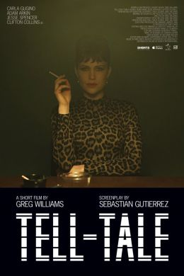"""Постер к фильму """"Намёк"""" /Tell-Tale/ (2010)"""