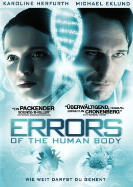 "Постер к фильму ""Errors of the Human Body"" /Errors of the Human Body/ (2011)"