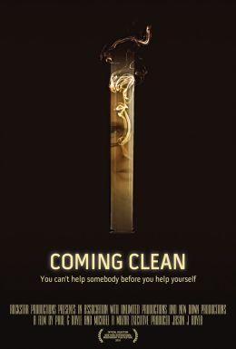 """Постер к фильму """"Очиститься"""" /Coming Clean/ (2010)"""