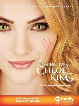 """Постер к фильму """"Девять жизней Хлои Кинг"""" /The Nine Lives of Chloe King/ (2011)"""