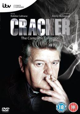 """Постер к фильму """"Метод Крекера"""" /Cracker/ (1993)"""