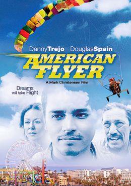 """Постер к фильму """"Север Эль Норта"""" /American Flyer/ (2010)"""