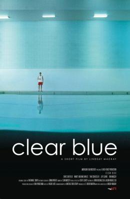 """Постер к фильму """"Синева"""" /Clear Blue/ (2010)"""