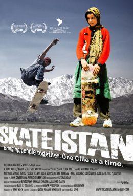 """Постер к фильму """"Скейтистан"""" /Skateistan: To Live and Skate Kabul/ (2010)"""