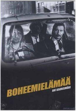 """Постер к фильму """"Жизнь богемы"""" /La vie de boheme/ (1992)"""