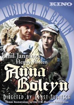 """Постер к фильму """"Анна Болейн"""" /Anna Boleyn/ (1920)"""