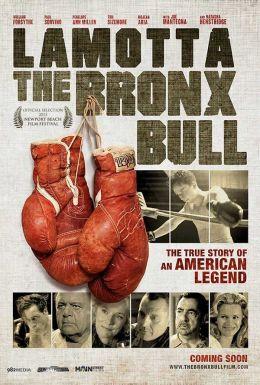 "Постер к фильму ""Бык из Бронкса"" /The Bronx Bull/ (2016)"