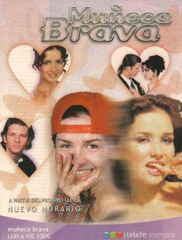 """Постер к фильму """"Дикий ангел"""" /Muñeca brava/ (1998)"""