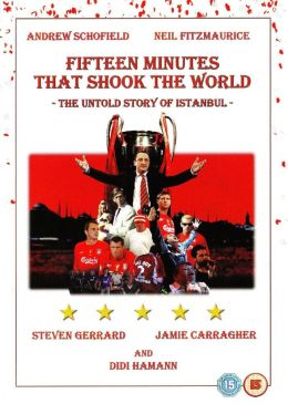 """Постер к фильму """"15 минут, шокировавшие мир"""" /15 Minutes That Shook the World/ (2009)"""