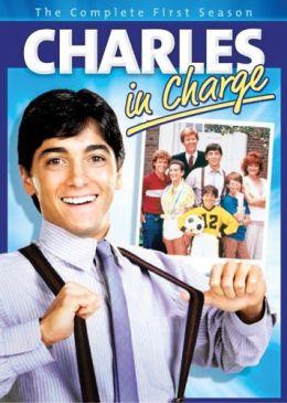 "Постер к фильму ""Чарльз в ответе"" /Charles in Charge/ (1984)"