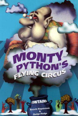 "Постер к фильму ""Монти Пайтон: Летающий цирк"" /Monty Python's Flying Circus/ (1969)"