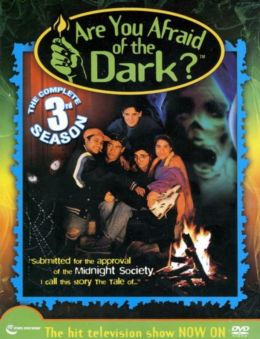 "Постер к фильму ""Боишься ли ты темноты?"" /Are You Afraid of the Dark?/ (1999)"