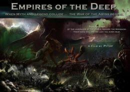 """Постер к фильму """"Глубинные империи"""" /Empires of the Deep/ (2020)"""