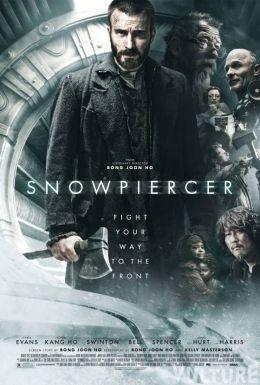 """Постер к фильму """"Сквозь снег"""" /Snowpiercer/ (2013)"""