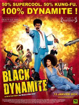 """Постер к фильму """"Черный динамит"""" /Black Dynamite/ (2009)"""