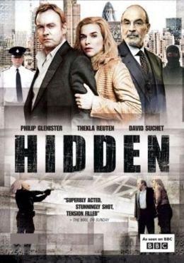 """Постер к фильму """"Сокрытое"""" /Hidden/ (2011)"""
