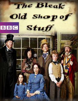"""Постер к фильму """"Холодная лавка всякой всячины"""" /The Bleak Old Shop of Stuff/ (2011)"""