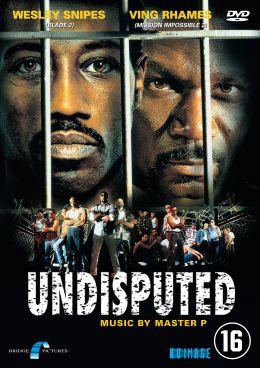 """Постер к фильму """"Обсуждению не подлежит"""" /Undisputed/ (2002)"""