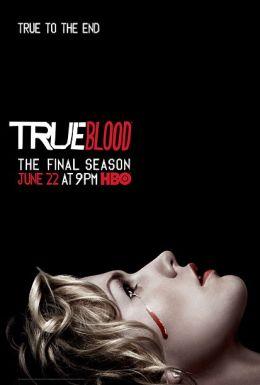 """Постер к фильму """"Настоящая кровь"""" /True Blood/ (2008)"""