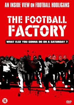"""Постер к фильму """"Фанаты"""" /The Football Factory/ (2004)"""