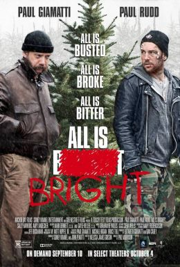 "Постер к фильму ""Почти Рождество"" /All Is Bright/ (2013)"
