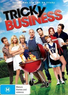 """Постер к фильму """"Хитрый бизнес"""" /Tricky Business/ (2012)"""