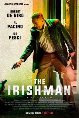 """Постер к фильму """"Ирландец"""" /The Irishman/ (2018)"""