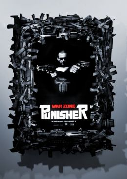 """Постер к фильму """"Каратель: Территория войны"""" /Punisher: War Zone/ (2008)"""