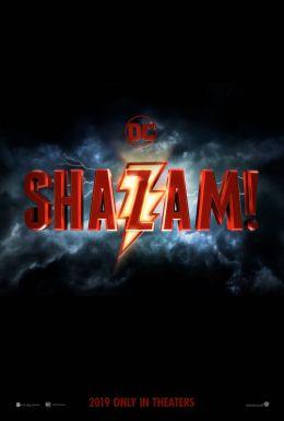 """Постер к фильму """"Шазам!"""" /Shazam!/ (2019)"""